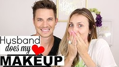 Husband Does My Makeup with Matt Lanter | Angela Lanter