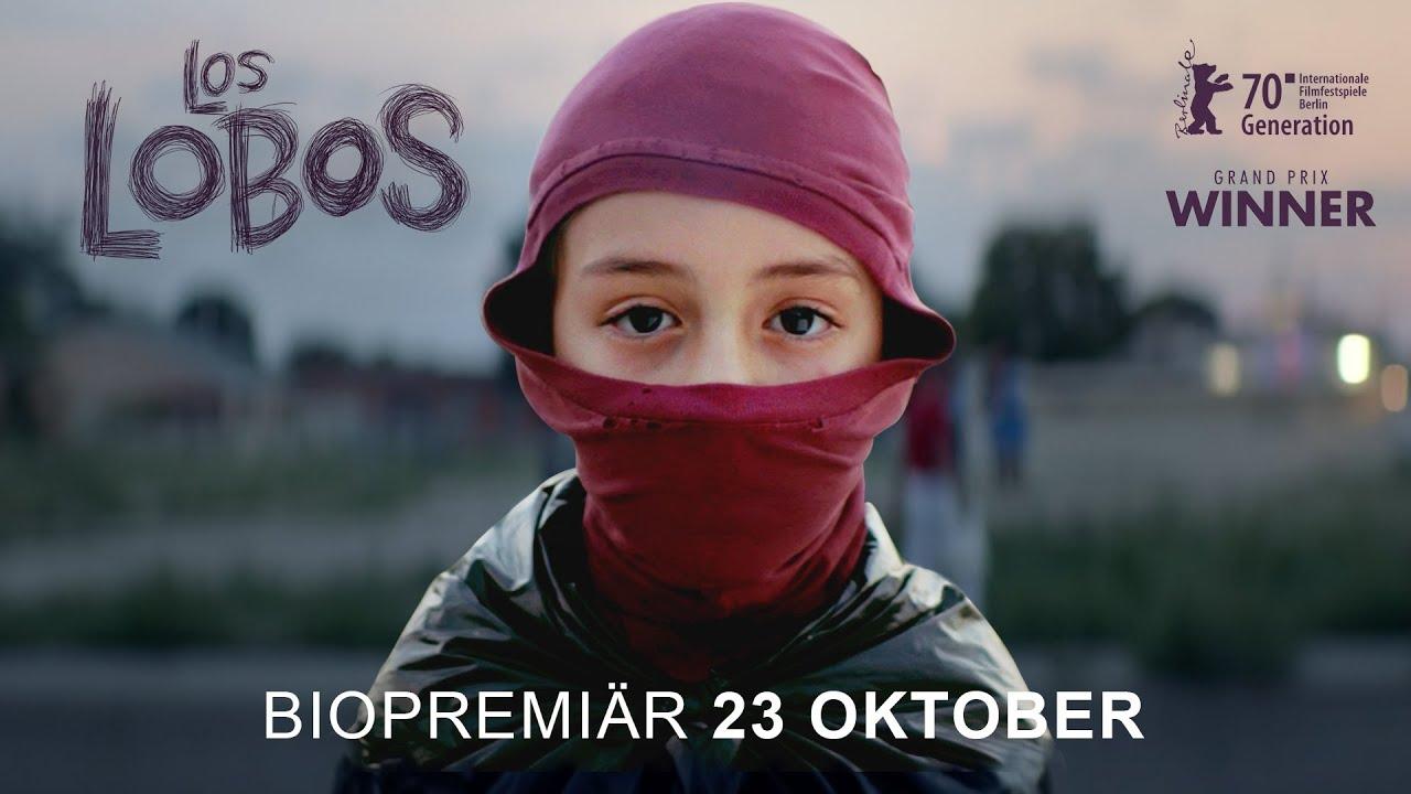 Los Lobos - svensk trailer