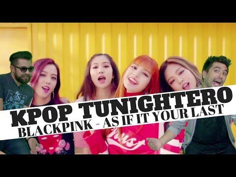 Blackpink - As If It Your Last - K Pop en Tu NIght de Nu Music