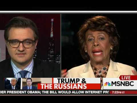 Maxine Waters Gives Epic Response To Racist Bill O'Reilly Attack