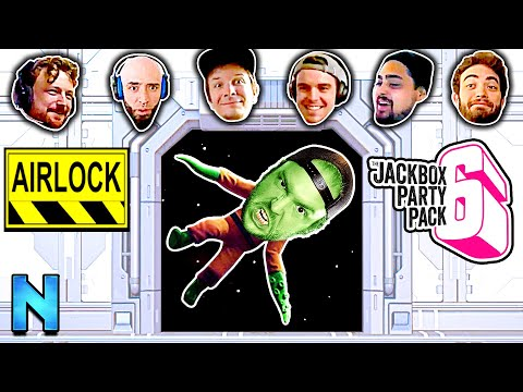 Laugh As You Send Your Friend Out The Airlock! - PUSH THE BUTTON
