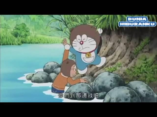 Doraemon Indonesia gambar bagus Terbaru RCTI  2016 ;Petualangan besar nobita & berang berang