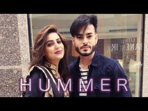 ARSH MAINI - HUMMER (Making Of Hummer Song) Latest Videos 2017