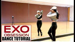 Download EXO 엑소 'Obsession'  Lisa Rhee Dance Tutorial