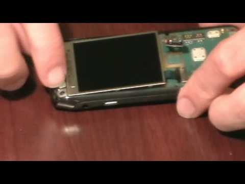 Blackberry 3G Pearl 9100 - 9105 Assembly Tutorial