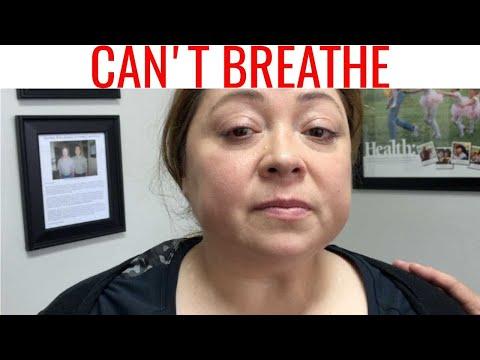 Chiropractor Helps ASTHMA Patient BREATHE With NECK Adjustment