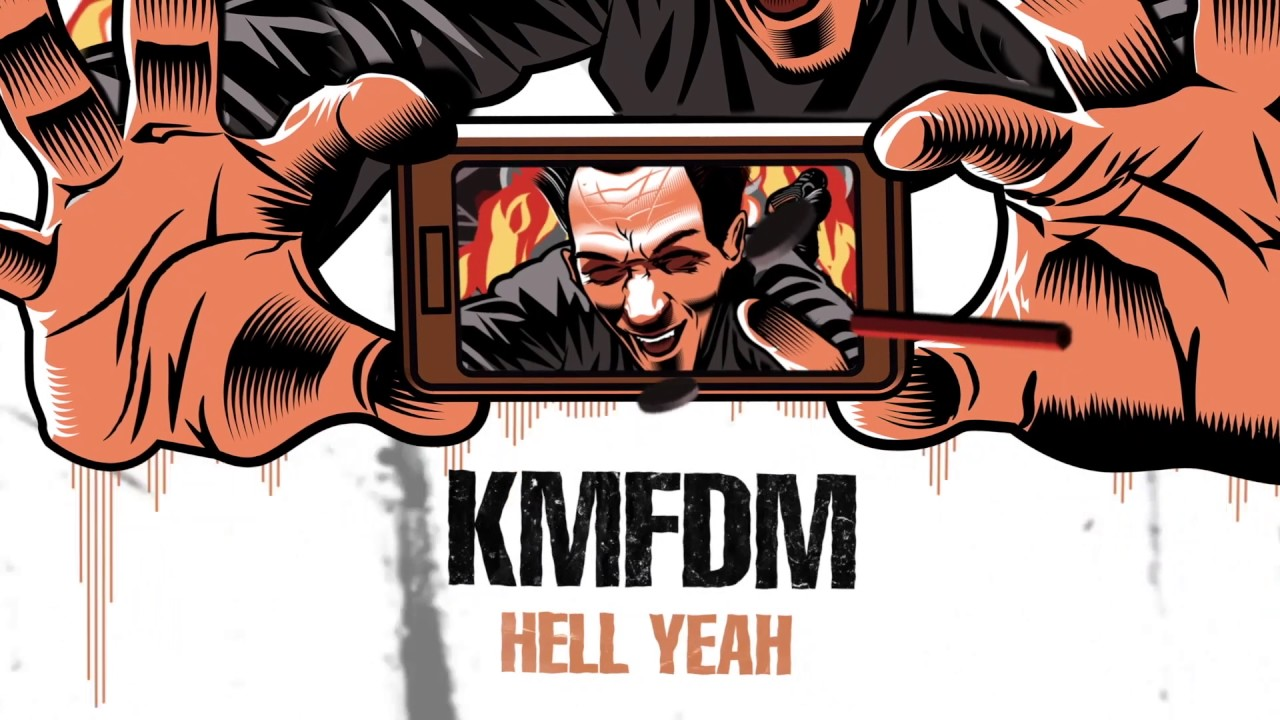 Image result for kmfdm hell yeah