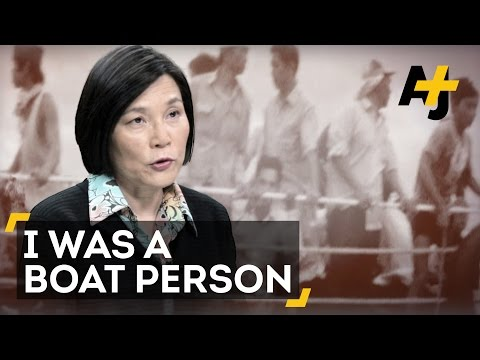 I Was A Boat Person: Vietnamese Refugees Look Back