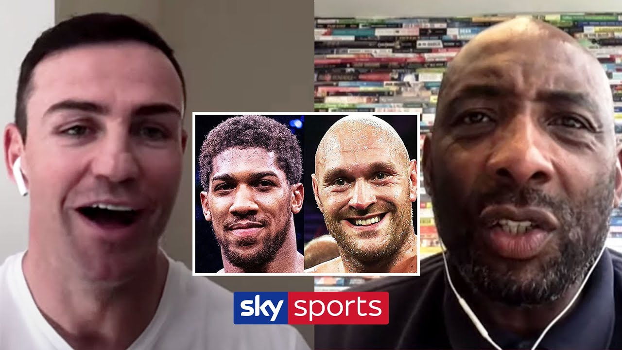 Analysing Anthony Joshua vs Tyson Fury