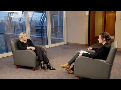 L'interview de Marine Le Pen - Version intégrale