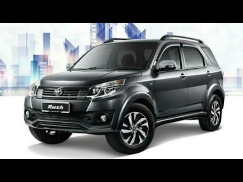 Toyota Rush Compact Suv Launch Date Price Specs Youtube