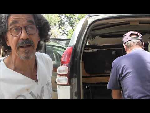 Leben im Tiny Haus SUV Der pingelkopp is widder doa
