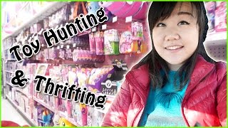 TOY HUNTING & THRIFTING - My Little Pony, Littlest Pet Shop, Funko, Blind Bags and MORE!