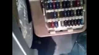 установка Starline A91 Dialog на Форд фокус