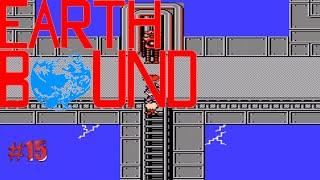 El robot guardián/Earthbound Zero #15