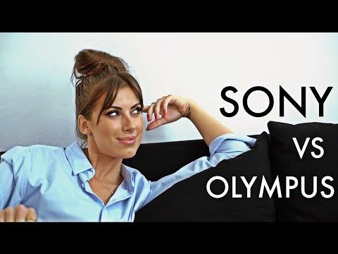 Sony A6000 vs Olympus OM-D EM-10 II #colepsze #2