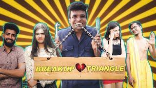 Breakup Triangle - 2 | Gujarati Comedy Video |  How To Breakup With GF - Kaminey Frendzz