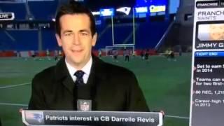 Barstool Sports Breaking News on NFL Networ