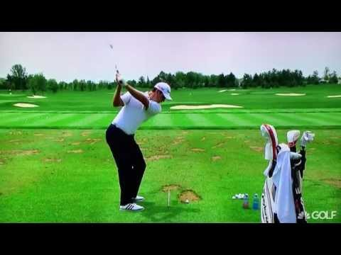 Justin Rose - On the Range w/ Slow Motion (2015)