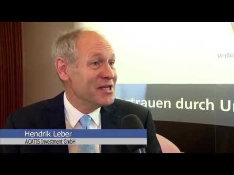 """Hendrik Leber: """"Selbst Warren Buffett hat nur Mittelmaß geliefert"""" - ACATIS-Manager im Interview"""