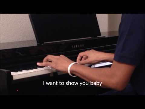 Nobody – Keith Sweat (2 Verses/Chorus Only ) Piano Cover