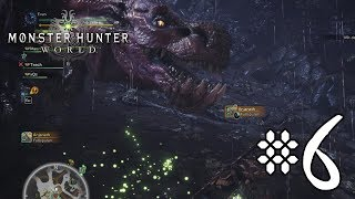 Monster Hunter World #006 Anjanath, Groß Jagras & Pukei Pukei (Hochrangig)