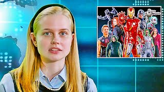 """""""Avengers Tribute / The Blip Explanation"""" - [Spider-Man:Far From Home] (HD)"""