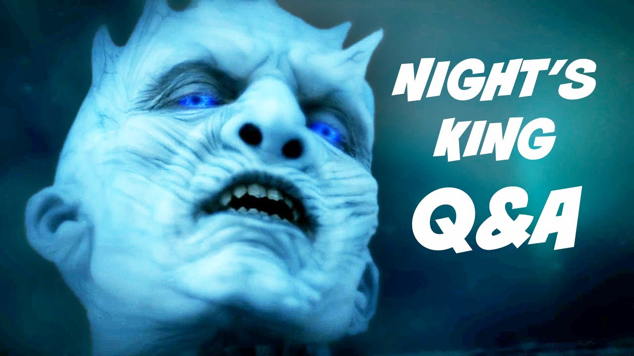 Game Of Thrones Season 4 Q&A - Night's King Explained