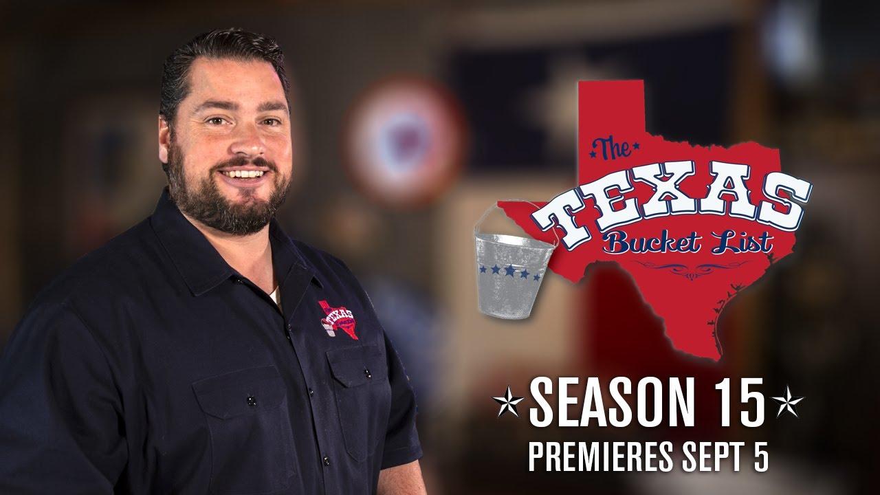 The Texas Bucket List Season 15 Preview