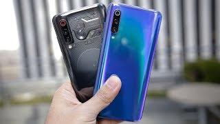 ! Xiaomi Mi 9 ແລະ Xiaomi Mi 9 SE - ແມ່ນຫນຶ່ງໃນຈໍານວນຫຼາຍ