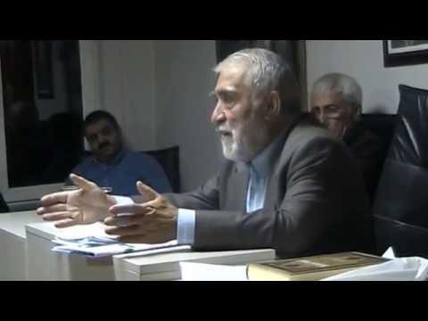 15-10-2016 Ahde Vefa 78 İstanbul Birliği Derneği Ahmet Tekin Konferansı-1