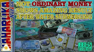 NOT ORDINARY MONEY SHOWS AMAZING RESULT COMPARED TO OTHER PAPER MONEY | MAHARLIKA NATION UPDATE