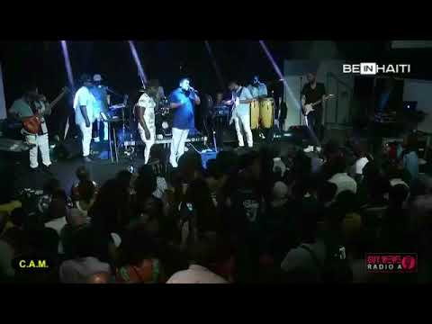 Baby I Miss you live - By VAYB in Guadeloupe @ Royal Riviera 9 Mai 2018