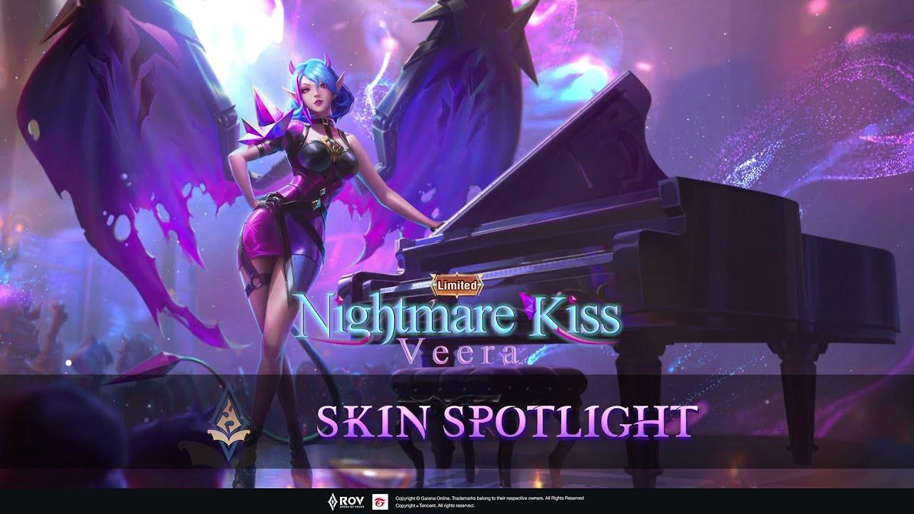 SKIN Spotlight | Nightmare Kiss Veera