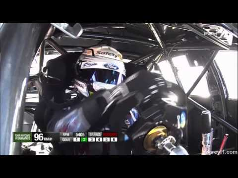 Onboard Lap around the Townsville Street Circuit (feat. Mark Winterbottom) - #V8SC 2014