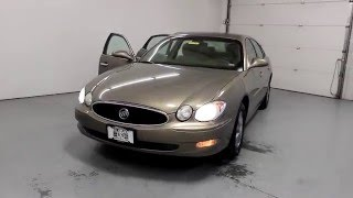Tri-State Quick Look: 2007 Gold Buick LaCrosse 4dr SDN CXL