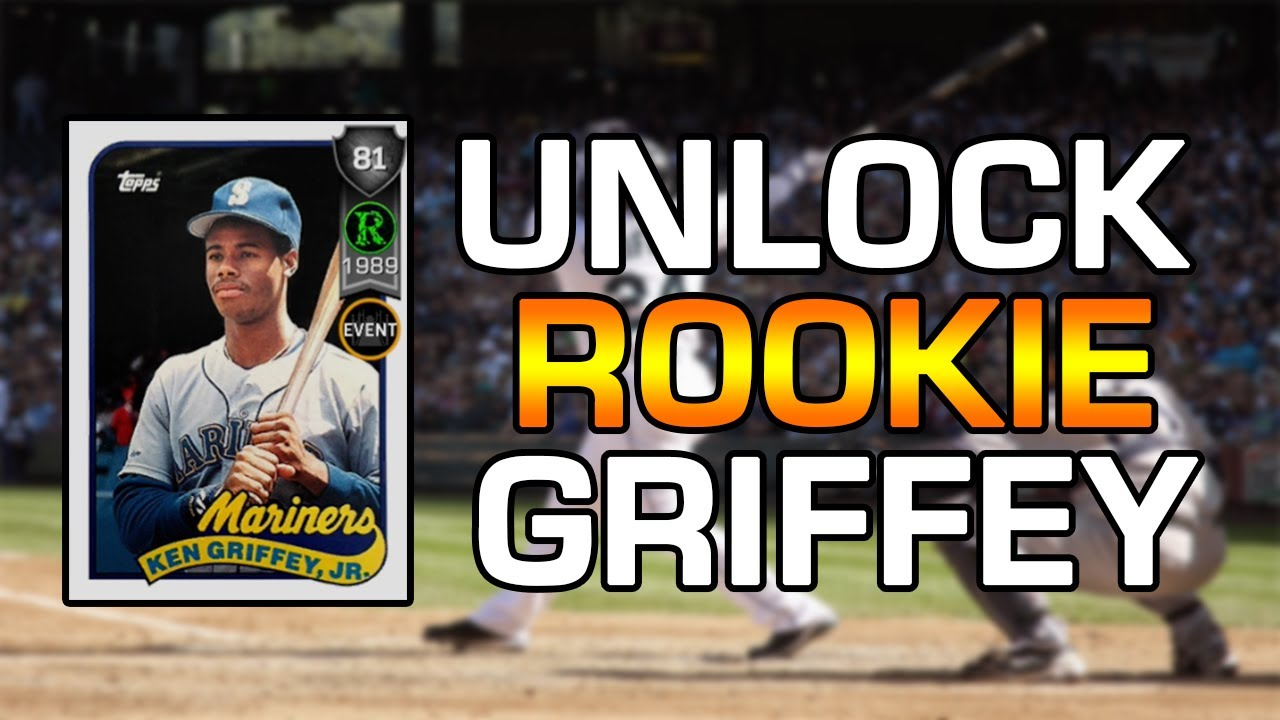 db7787307a How to get ROOKIE KEN GRIFFEY JR. in MLB The Show 17 Diamond Dynasty ...