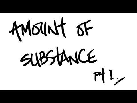 Amount of Substance