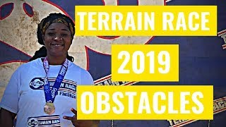 TERRAIN RACE 2019 | ALL OBSTACLES