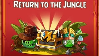 Angry Birds Epic Rpg Return to the Jungle