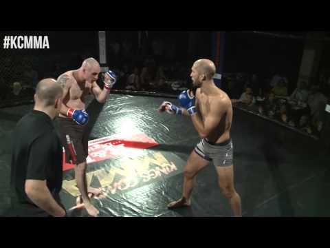 Pierre Rouviere vs Joe Bull - KCMMA 1