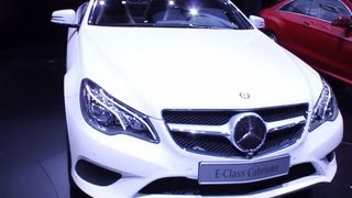 2014 Mercedes Benz E-Class Coupe and Convertible (Cabriolet) - The Driver