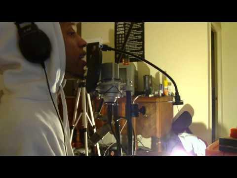 JEHster making Ryan Leslie's Diamond Girl Acapella  (cover)