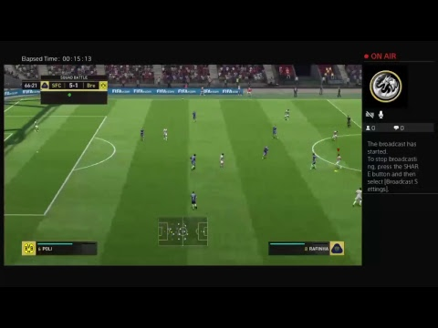 FIFA 18 THE AI SCORES THE BEST GOAL EVER