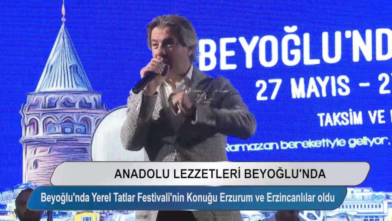 Beyoğlu Belediyesi - Anadolu'nun lezzetleri Beyoğlu'nda
