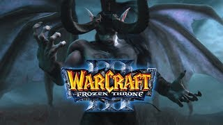 eXtra klasyka: Warcraft III TFT - JESTEM ŚLEPY A NIE GŁUCHY - Kampania Nocnych Elfów - Na żywo