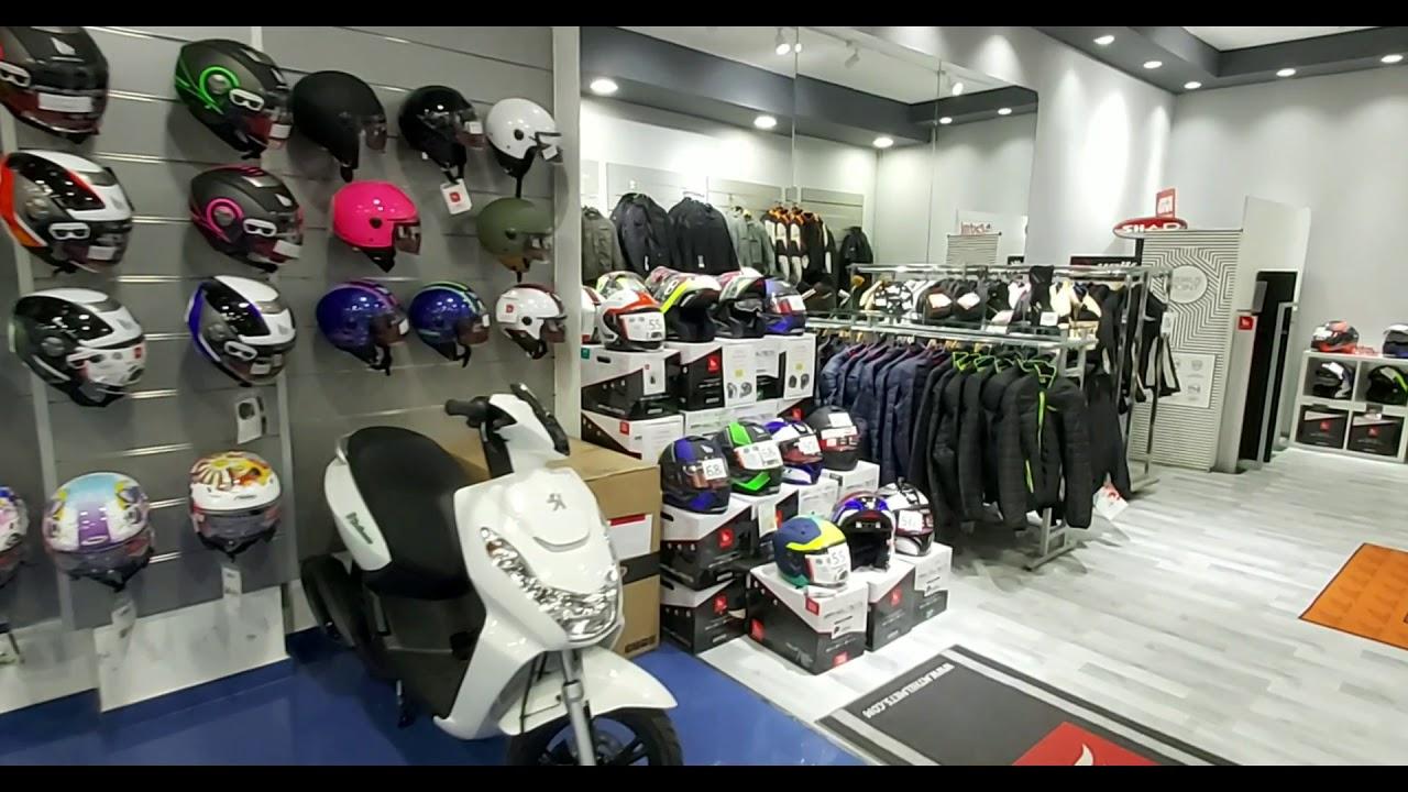 Prominente Hormiga arcilla  Motos Recaredo. Taller y tienda. Boutique y accesorios para el motorista. -  YouTube