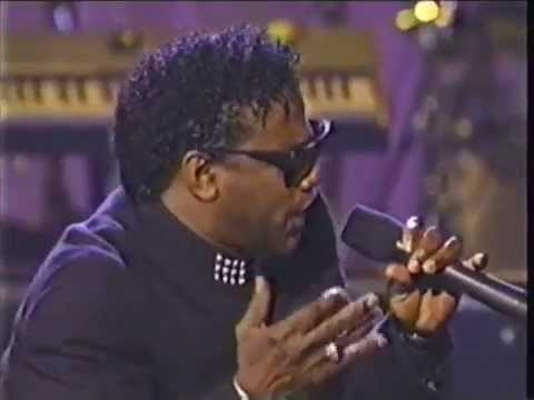 Al Green (Soul Train's 25th Anniversary Hall of Fame Show) 1995