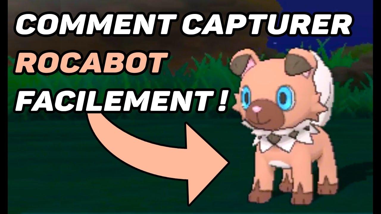 Attraper Facilement Rocabot Dans Pokemon Soleil Et Lune By