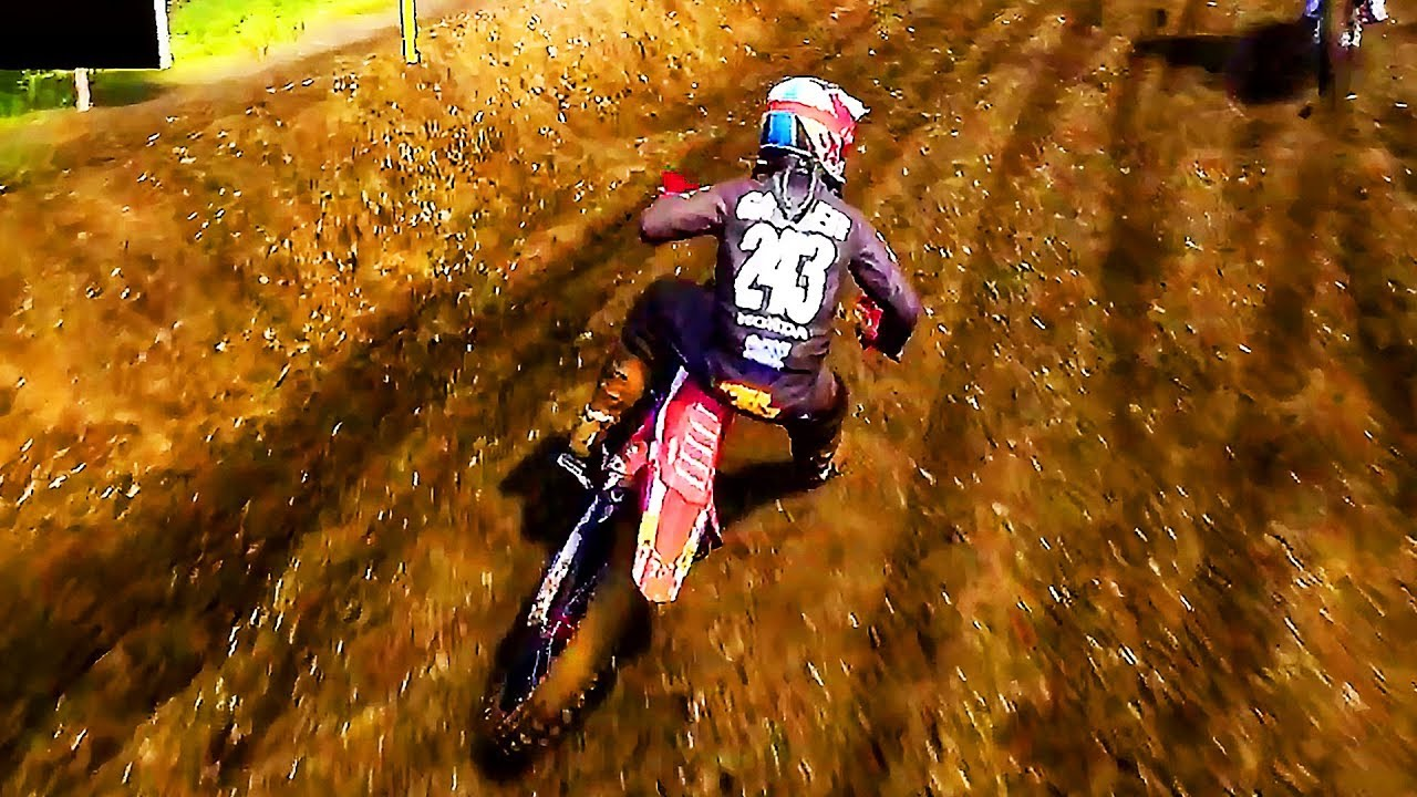 MXGP 2019 Gameplay Trailer (2019) PS4 / Xbox One / PC + video